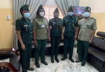 Gis Greater Accra Regional Command