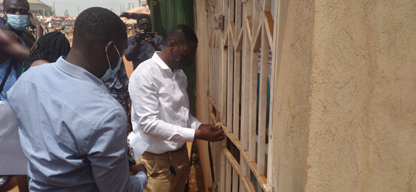 Health Facilities Closure