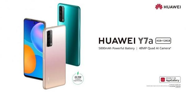 Huawei Y A