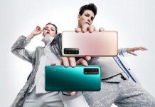 Huawei Y A Smartphone