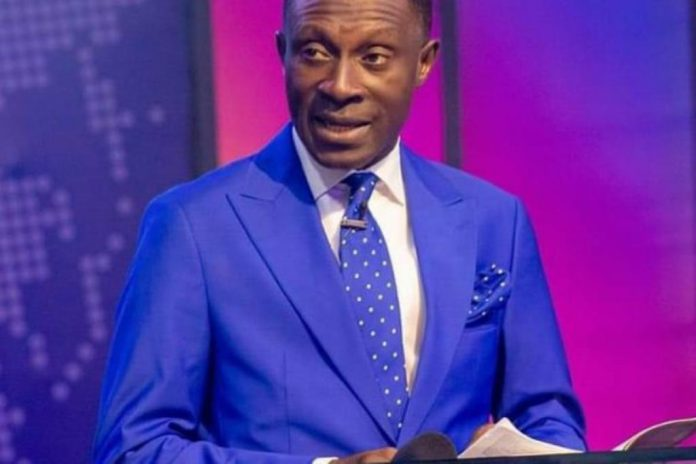 Reverend Dr. Kwadwo Boateng Bempah