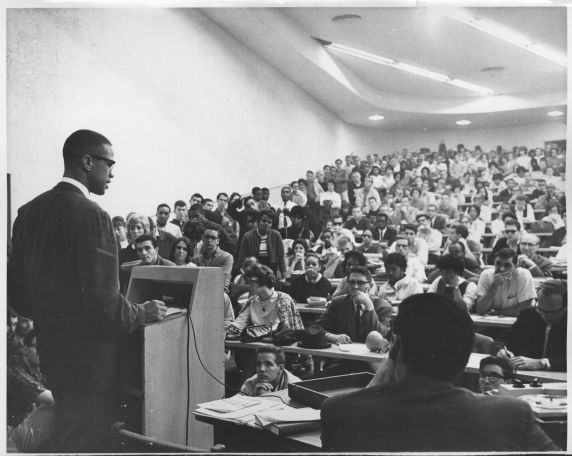 newsghana.com.gh: Three Speeches in Detroit (1963-1965): Malcolm X from the Grassroots to the African Revolution