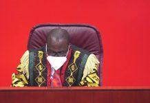 Speaker Bagbin