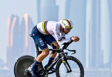 cycling's UAE Tour