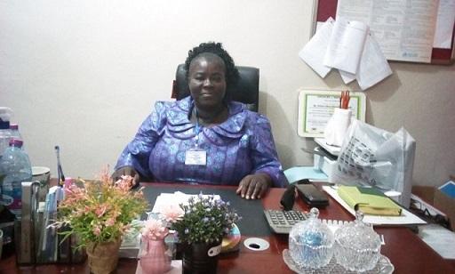 Miss Esther Akua Konadu Prempeh
