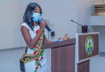 Miss Health Ghana Queen