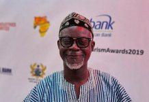 Mr Alexander Kwame Nketia