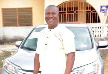 Mr Gabriel Amuah