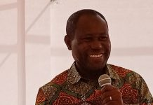 Mr Joseph Boahen Aidoo
