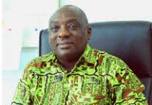 Mr Kinsgley Agyei Boahene