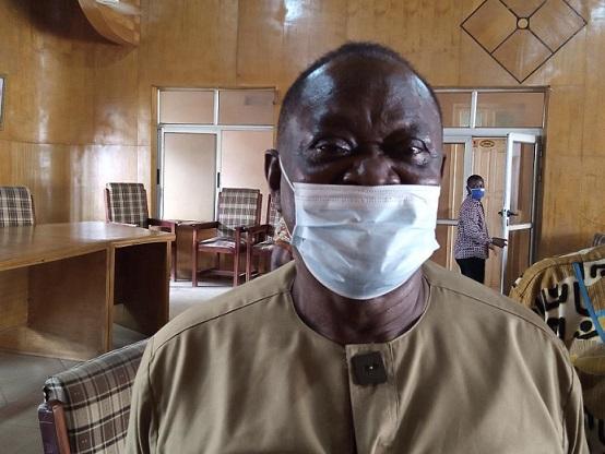 Mr Kwadwo Agyenim Boateng