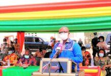 Mr Osei Assibey Antwi Metropolitan Chief Executive