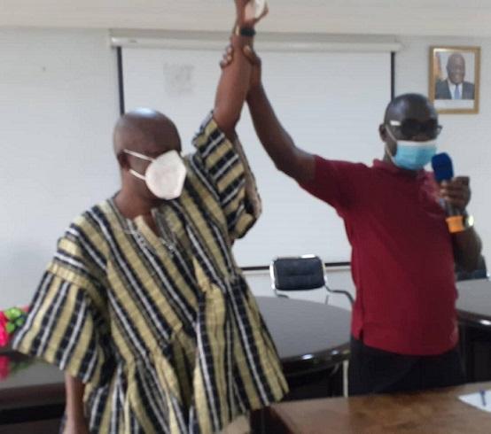 Mr Paa Kofi Ansong