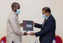 Mr Sugandh Rajaram Indian High Commissioner To Ghana