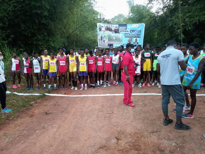 national cross country race