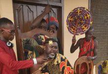 Nifahene Of Lower Dixcove Traditional Area Nana Breku Nta Ix