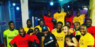 Charles Quartey Boxing Foundation Gym