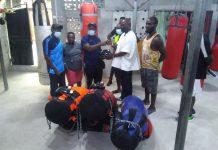 Pro Fighting Factory donates