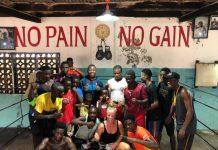 Attoh Quarshie Gym dream live on