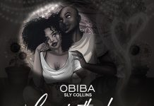 Obiba Sly Collins Love Is The Key Cover