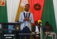 Pastor Bernard Korang