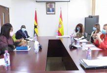 Politics Ghana Spain