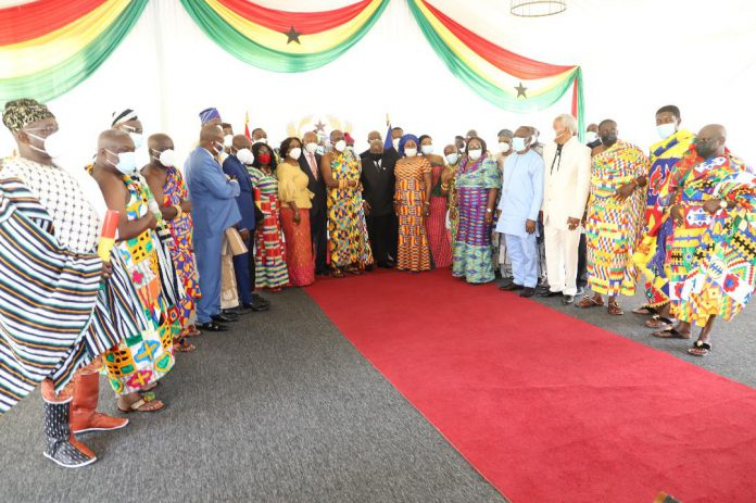 President and Council of State members