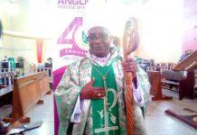 Reverend Felix Annan