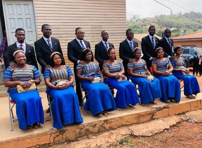 S D A Church Ordains Seven Ministers