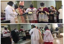 Social Bishop Enthronement