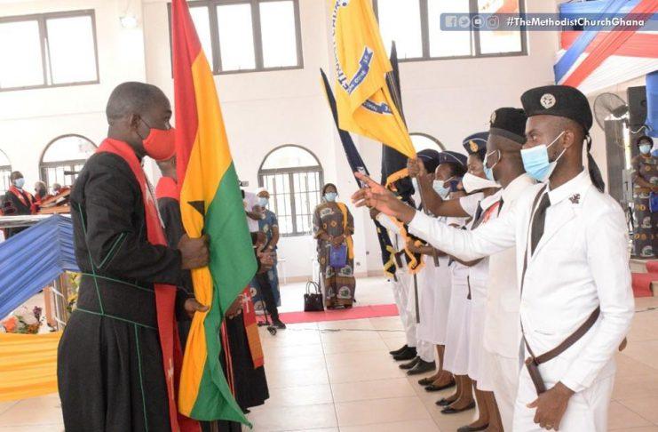 Social Methodist Inauguration