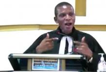 Reverend Wilson D. K. Dumasi