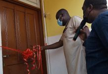 Tema Central Sub Metro District Council Inaugurated
