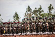 Uganda People S Defence Force