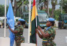 military Accra