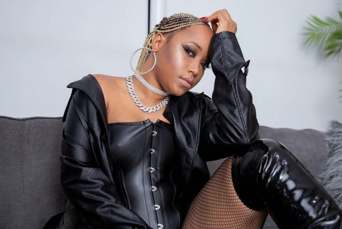 UK Afro-Pop Queen, Valee Music