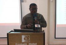 Dr Kofi Bobi Barima