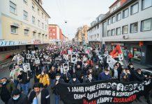 racist shooting spree in Hanau