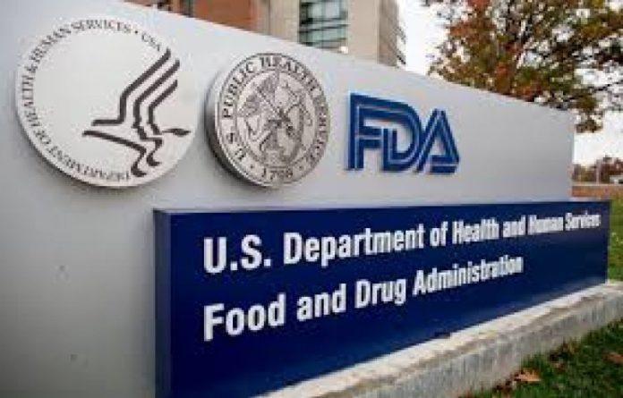 Us Food And Drug Administration Fda