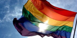 LGBT Rainbow Flag © 2008 Ludovic Berton (Wikimedia Commons)