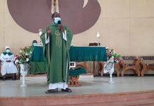 Very Reverend Father Joseph Sackey