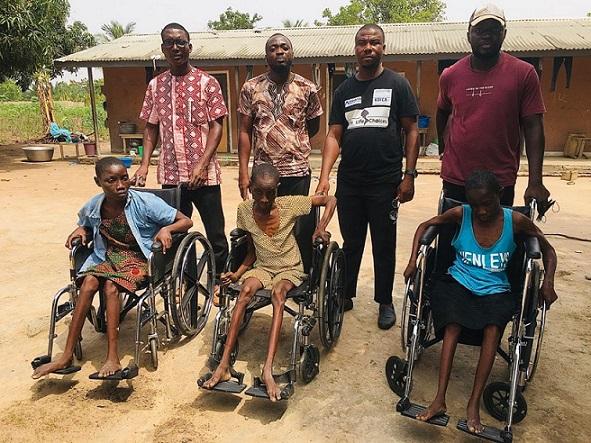 Wheelchairs Pwds