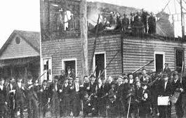 Wilmington Coup Makers In Nov Atlantic Photograph