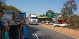 Zambia Victoria Falls Bridge