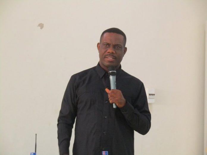 Dr Eric Oduro Osae