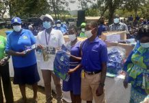 VRA donates educational materials