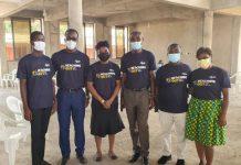 SDA Church presented PPE