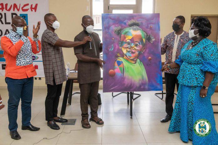AMA and GAVA launch 2021 World Art Day