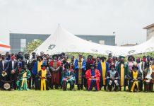 Academic City holds matriculation ceremony