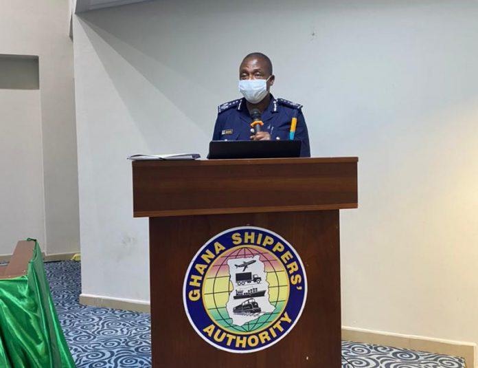 Mr Fechin Akoto, Assistant Commissioner